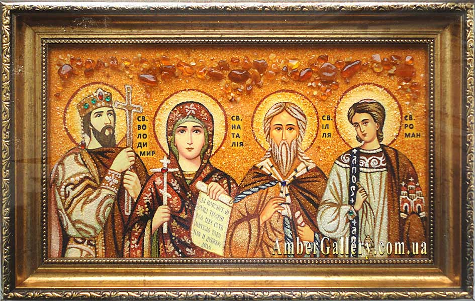 Personal icons of Saints