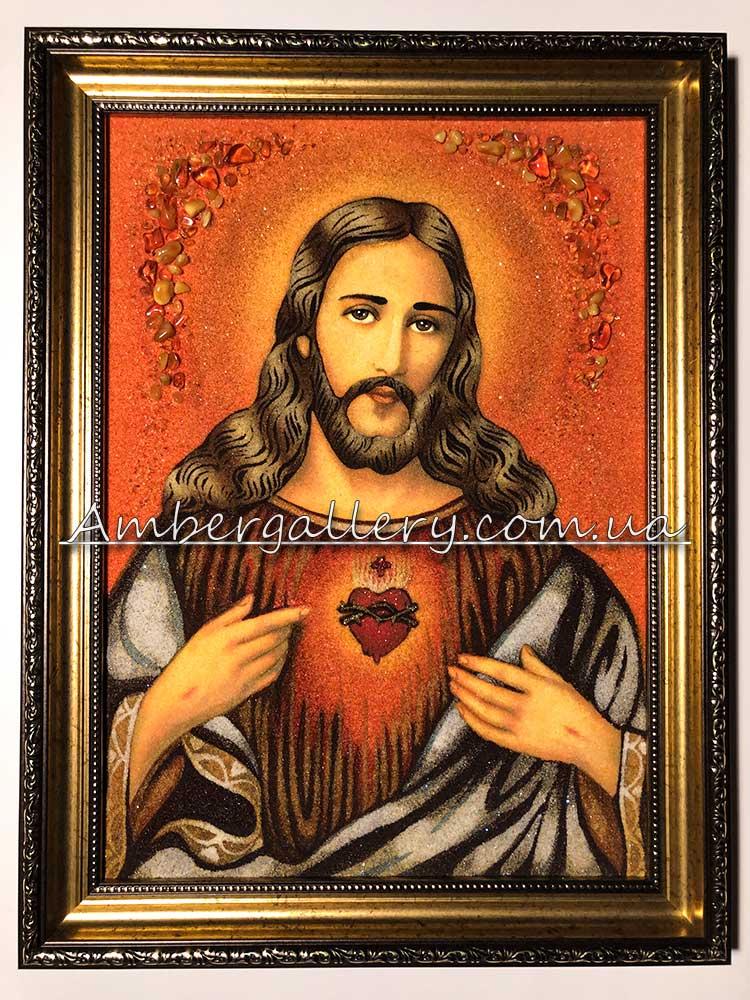 Венчальная икона Иисуса Христа
