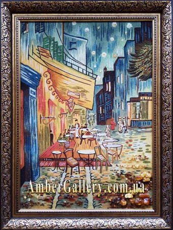 Винсент ван Гог (Ночная терраса кафе) (39)