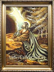 Иисус на Оливковой горе №10