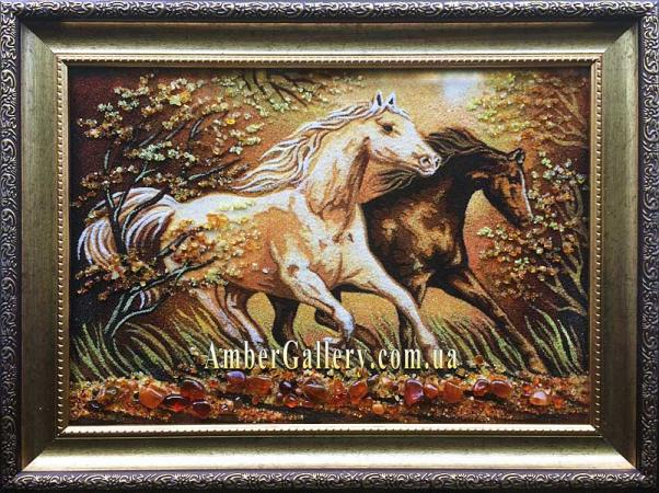 Бегущие лошади (10)