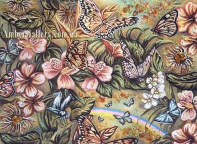 Бабочки (100)