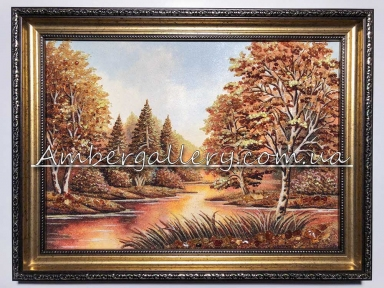 Осень в лесу №214
