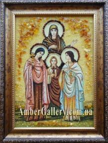 Вера, Надежда, Любовь и мать их София (26)