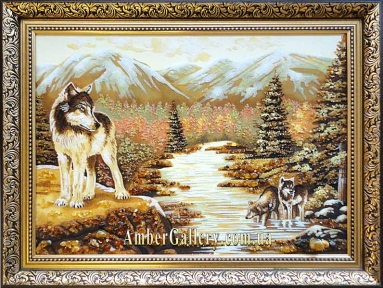 Волки у реки (61)
