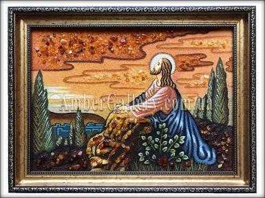 Иисус на Оливковой горе №9