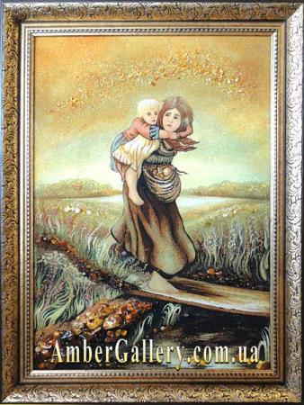 Дети, бегущие от грозы (23)