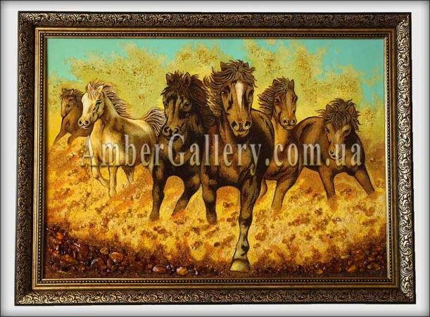 Табун лошадей №50
