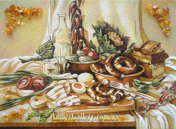 Украинский богатый стол (35)