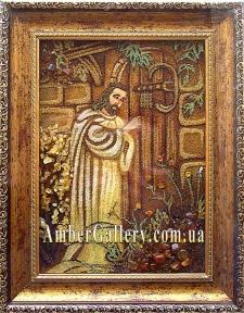 Иисус Христос стучится в дверь №07