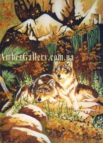 Волк и волчица (96)