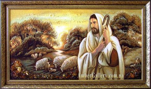 Иисус Христос пастух №02