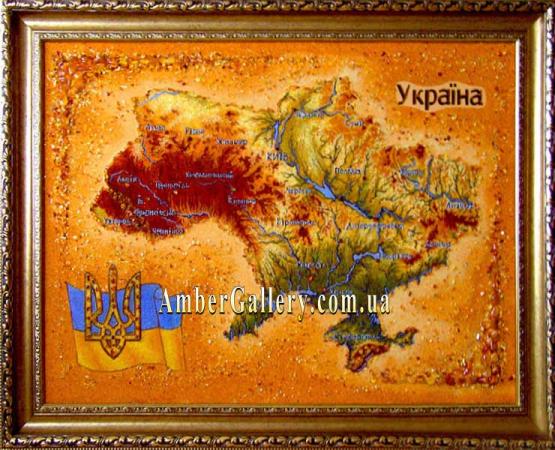 Карта Украины (4)