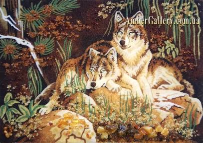 Волк и волчица (97)