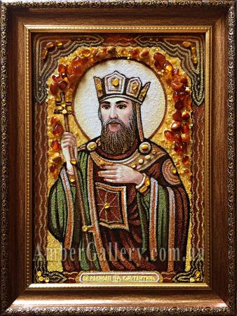 Святой равноапостольный царь Константин (1)