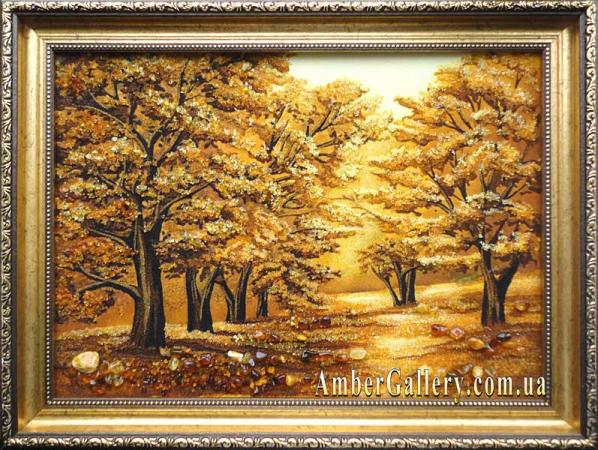 Дубовый лес №284