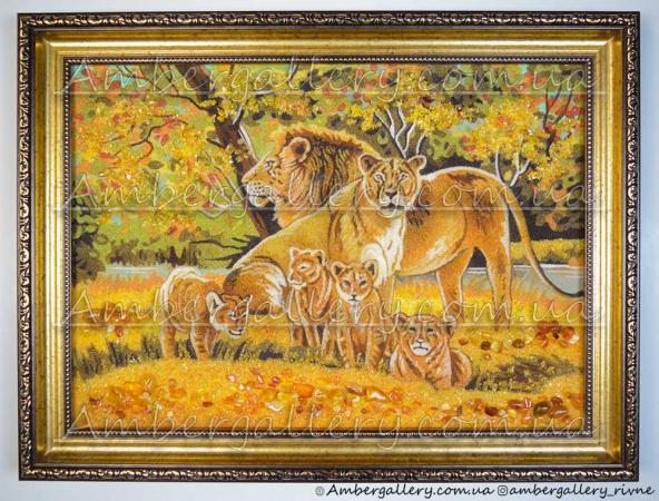 Львиная семья №3