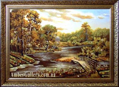 Мост у реки (120)
